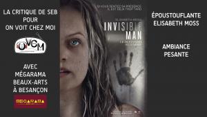 Chronique ciné Invisible Man